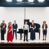 Award-winning students at the PCC Klassiek Concours 2021