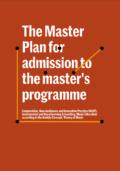 Cover Masterplan 1920 Edu