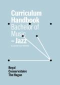 Cover Curriculim Handbook bachelor Jazz