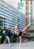 Cover NL studiegids dans svjt 21 22