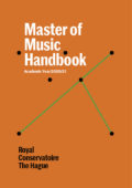 Master Of  Music  Handbook 2019 2020 Cover