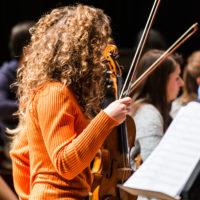 Residentie Orkest en studenten Orkest Master