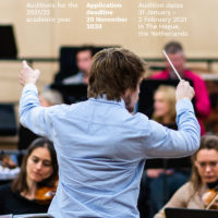 Auditions National Master Orchestral Conducting