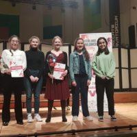 Groot succes van de vioolafdeling van Jong KC tijdens het Nederlands Vioolconcours 2020!