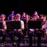 Big Band arrangementenproject (premièreconcert)