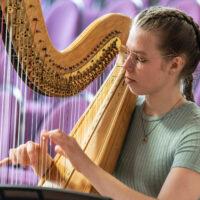 Radio West Concert - Harp
