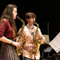 Radio West Concert - Saxofoon
