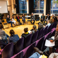 Share the Stage, Diversity & Inclusion Forum   Discussion 2: LGBTQ+
