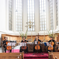 Radio West Concert - Celloklas Lucia Swarts