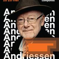 Andriessen Festival  23 - 26 mei 2019