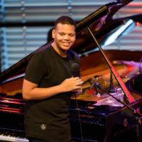 Jazzpianist Sergio wins the PCC Jazz Concours