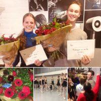 Winnaars Dansbeurs en Aanmoedigingsprijs Cultuurfonds
