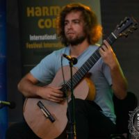 Francisco Luis wins Harmonia Cordis International Guitar Festival
