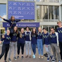 We welcome our new students during the FYF 2019