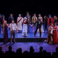 Opera Giasone combines departments