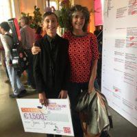 Jure Jurakic wint Bunschoten Jonger Talent Prijs op het Grachtenfestival