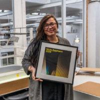 Alumna Nicky Assmann ontvangt Kunst+Techniek-prijs 2020