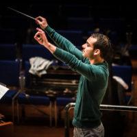 Alumnus Leonardo Sini wins Conducting Competition