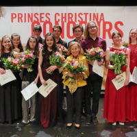 Viride Quartet wins prize at the Princess Christina Competition