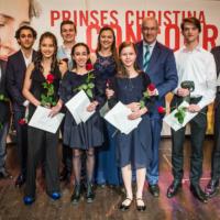Leerlingen gelauwerd op Prinses Christina Concours Rotterdam