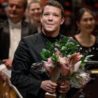 Conductor and alumnus Ryan Bancroft wins Malko Competition