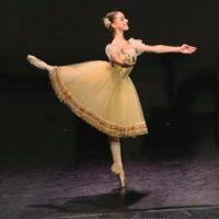 Zilver voor dansstudente Esmé Mendes Aguiar