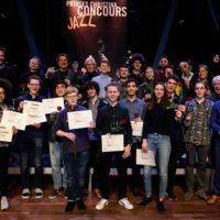 Prijzenregen op Prinses Christina Jazz Concours