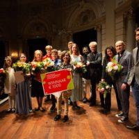 Christiaan Blom (10 jaar, SVJT) wint het Koninklijk Concertgebouw Concours 2019