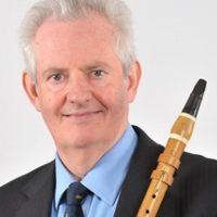 Q&A with Colin Lawson as part of master course 'Why Early Music?'