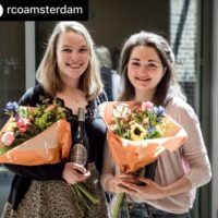 Two students are accepted into the Royal Concertgebouw Orchestra