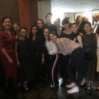 Eerste voorstelling Bachelor Dans en Young KC