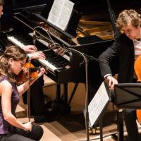 ECMA Concert: Quasi Trio, Trio Aralia, Le Bateau Ivre, Quatuor Adastra