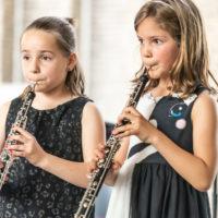 Concert BASIS: blaasinstrumenten voor kinderen
