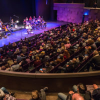 Royal Conservatoire Big Band op de Open Dag