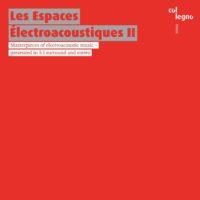 Les Espaces Électroacoustiques II wint German Record Critics' Award