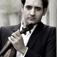 Önder Baloglu is our new Teacher Orchestral Parts Violin