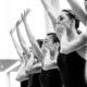 Dansstudenten zijn gestart met NDT voor Young Talent Project